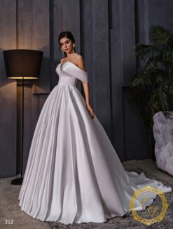 Wedding Dress Lady Di 312