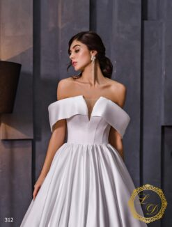 Wedding Dress Lady Di 312-1