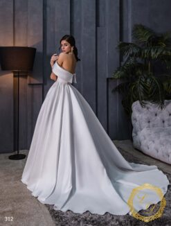 Wedding Dress Lady Di 312-3