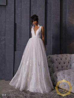 Wedding Dress Lady Di 313-1