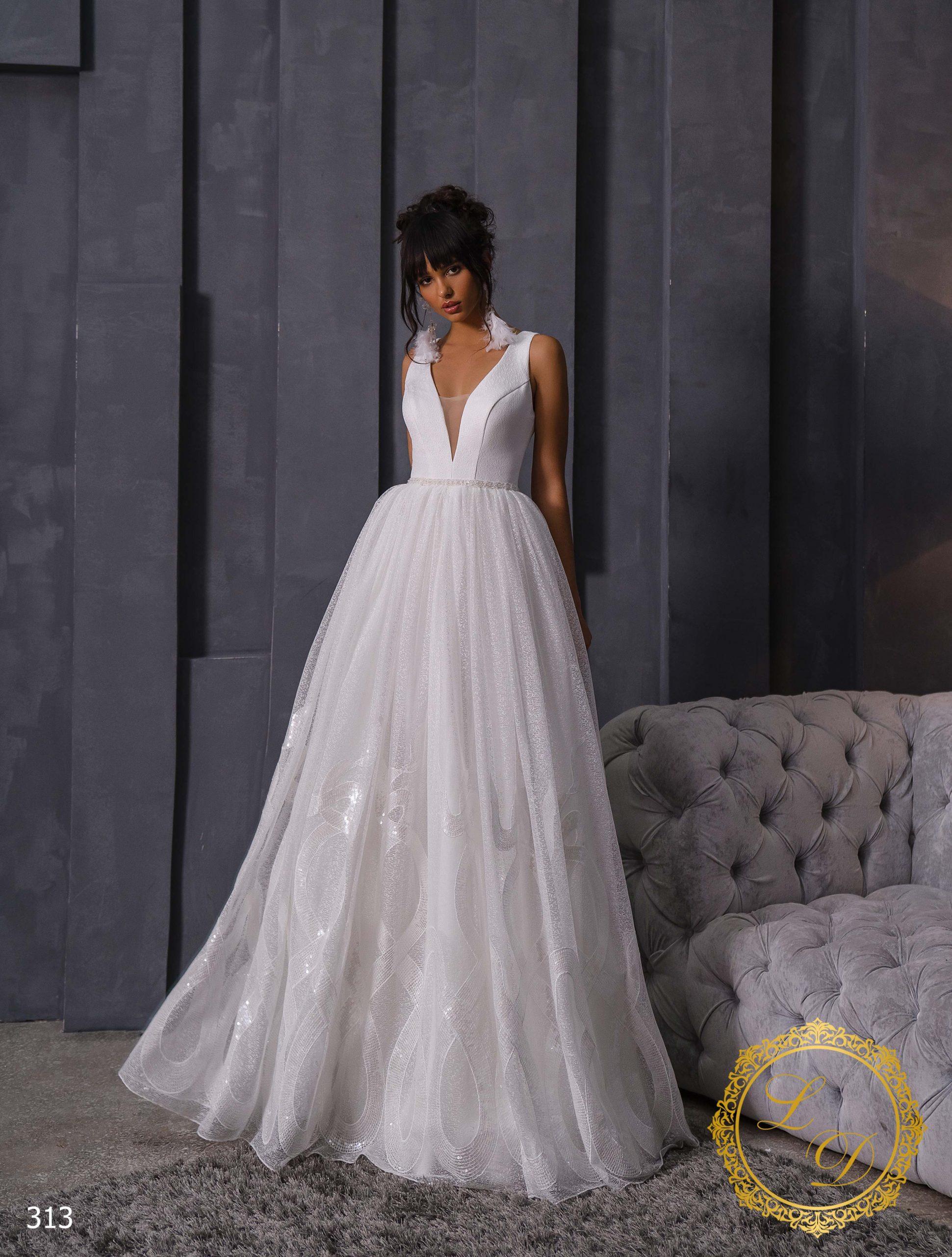 Wedding Dress Lady Di 313-1
