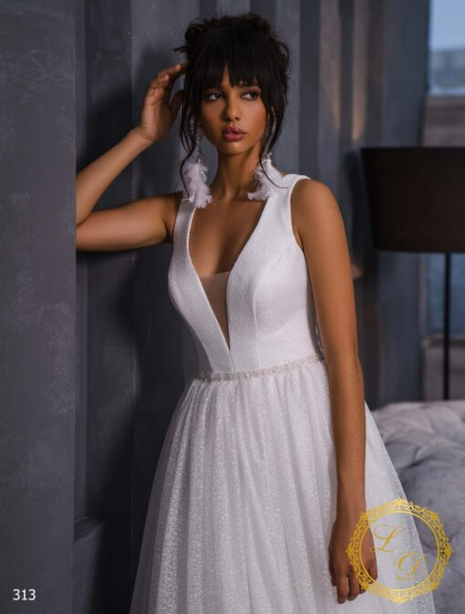 Wedding Dress Lady Di 313-2