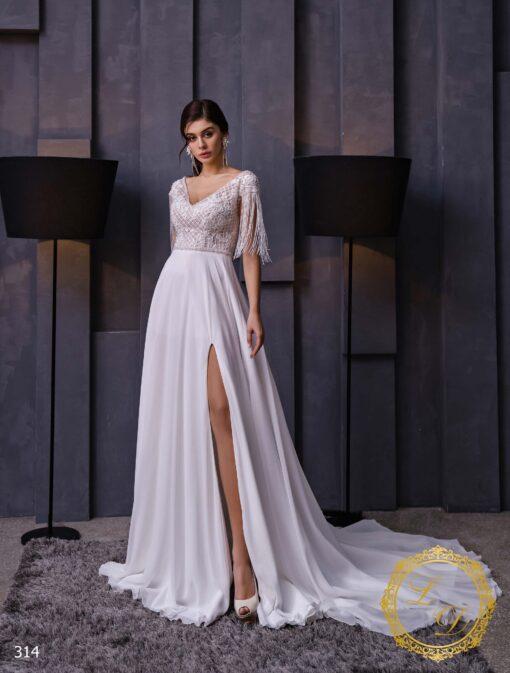 Wedding Dress Lady Di 314-1