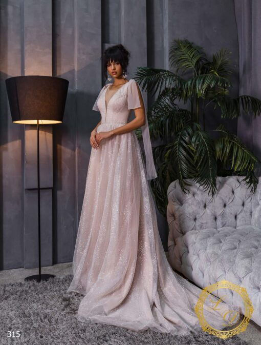 Wedding Dress Lady Di 315-1