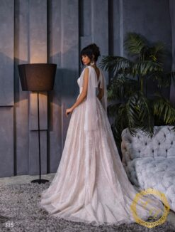 Wedding Dress Lady Di 314-3