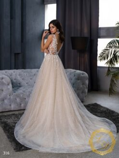 Wedding Dress Lady Di 316-3