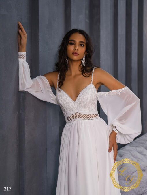 Wedding Dress Lady Di 317-2