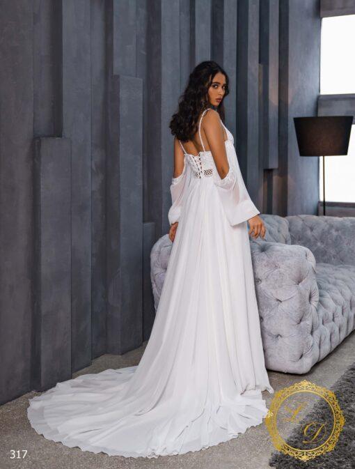 Wedding Dress Lady Di 317-3
