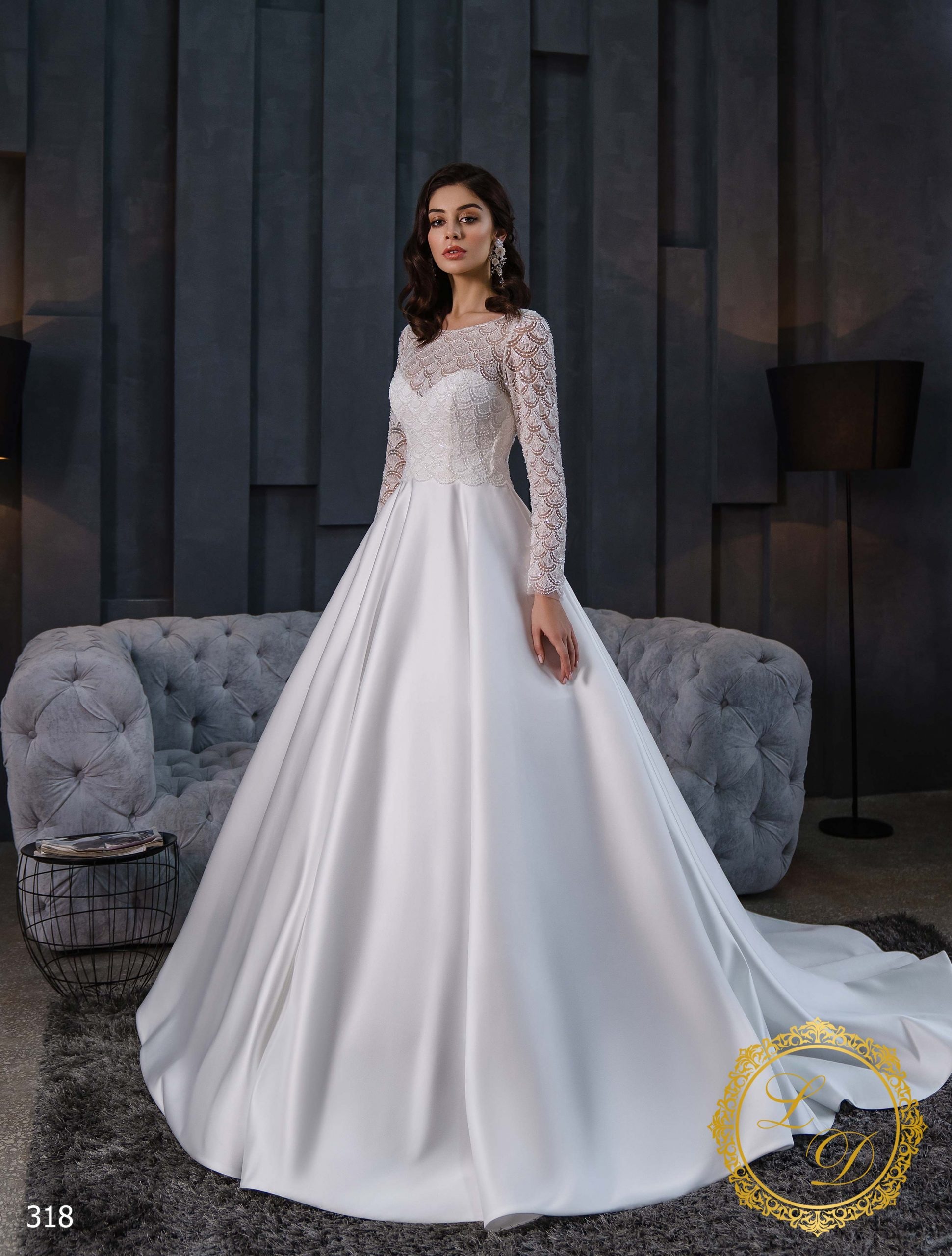 Wedding Dress Lady Di 318