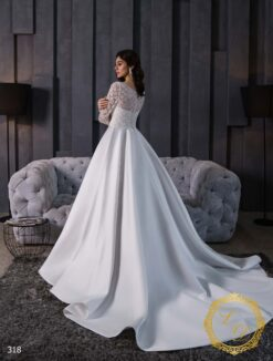 Wedding Dress Lady Di 318-3