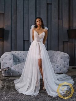 Wedding Dress Lady Di 319-1
