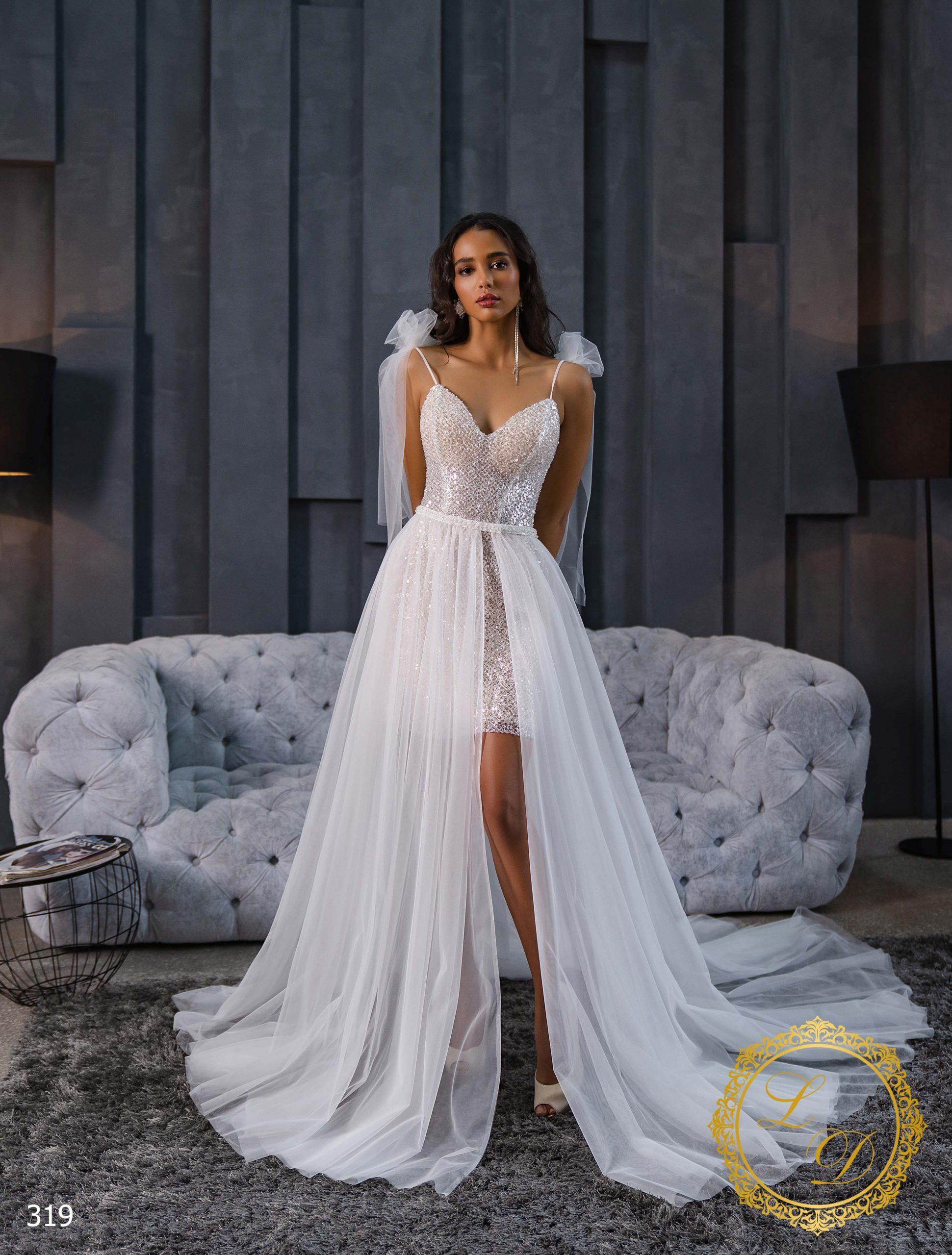 Wedding Dress Lady Di 319-1