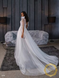 Wedding Dress Lady Di 319-3