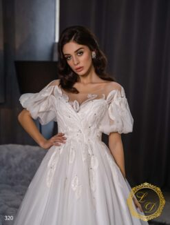 Wedding Dress Lady Di 320-2