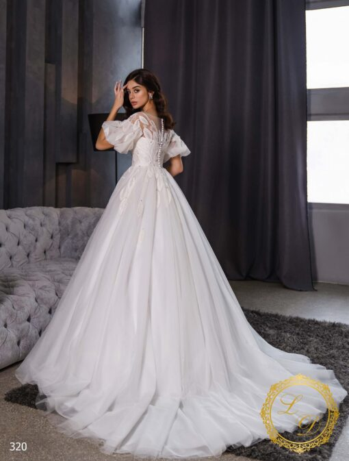 Wedding Dress Lady Di 320-3