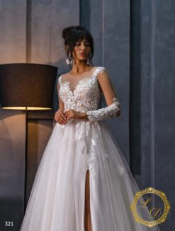 Wedding Dress Lady Di 321-2