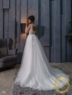 Wedding Dress Lady Di 321-3