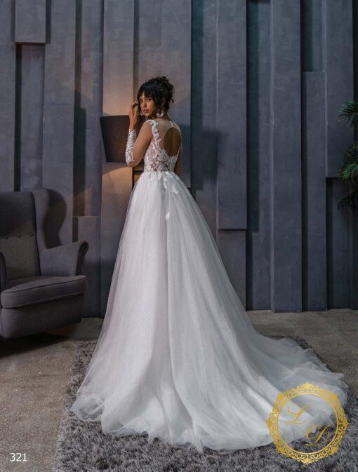 Wedding Dress Lady Di 321-3