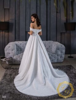Wedding Dress Lady Di 322-3