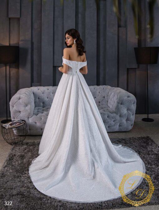 Wedding Dress Lady Di 322-3