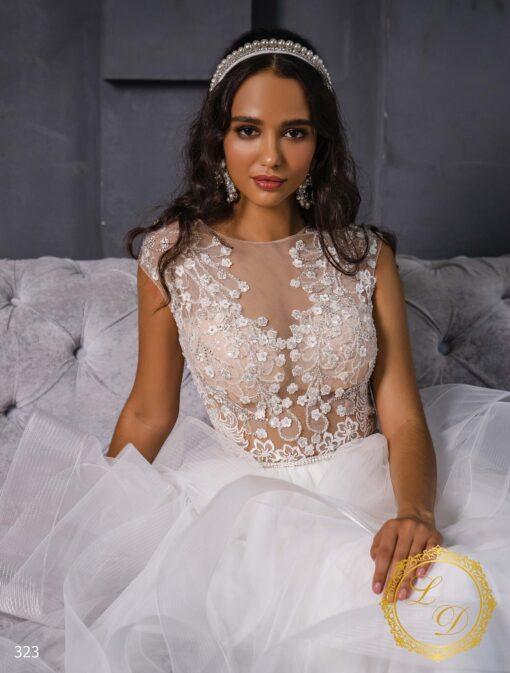 Wedding Dress Lady Di 323