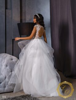 Wedding Dress Lady Di 323-3