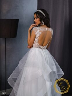 Wedding Dress Lady Di 323-4
