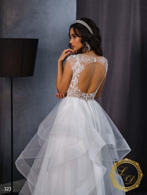Wedding Dress Lady Di 323-4