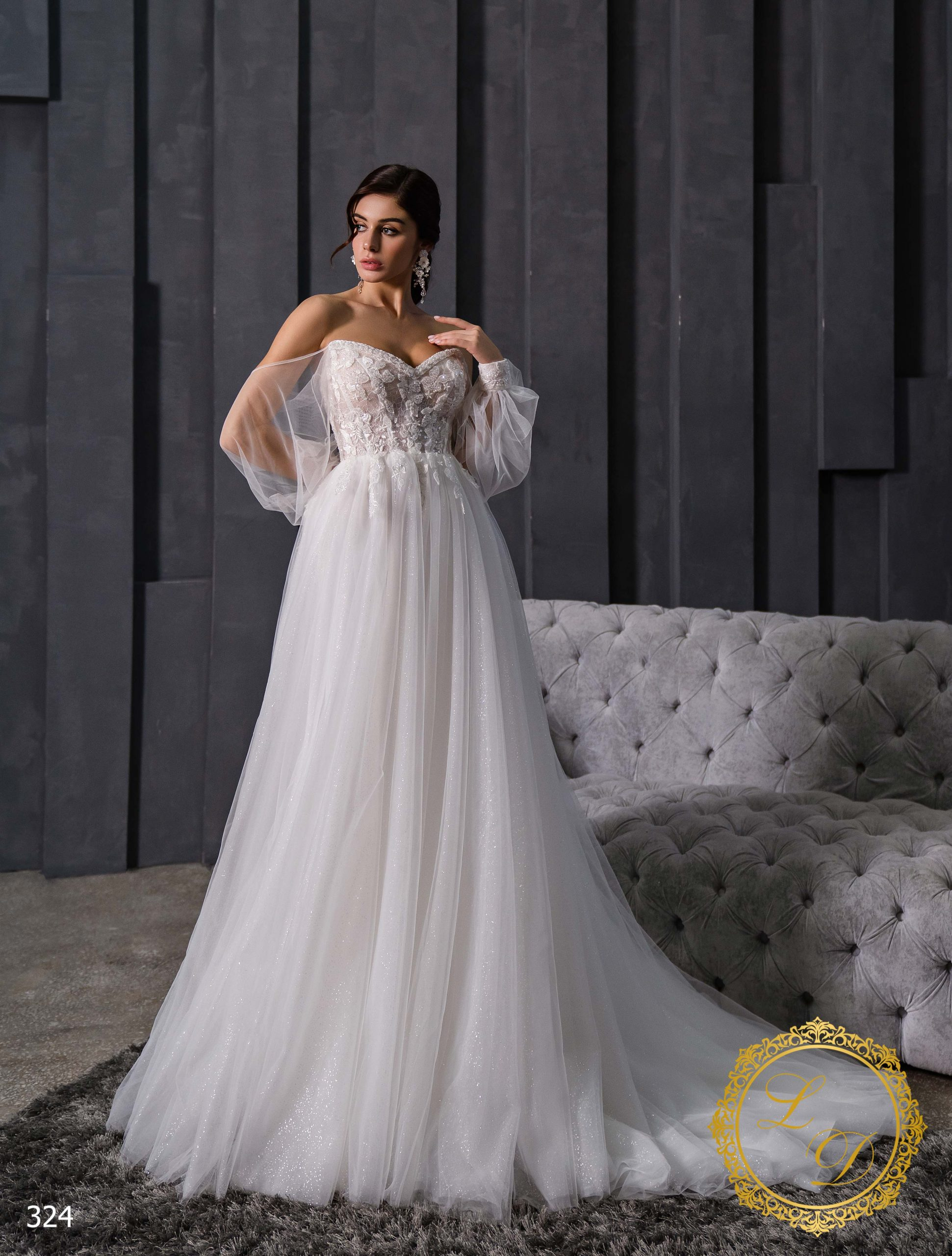 Wedding Dress Lady Di 324