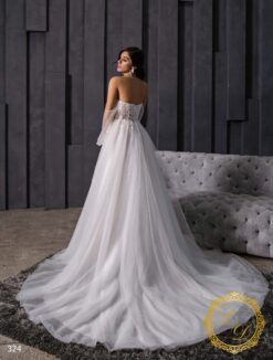 Wedding Dress Lady Di 324-3