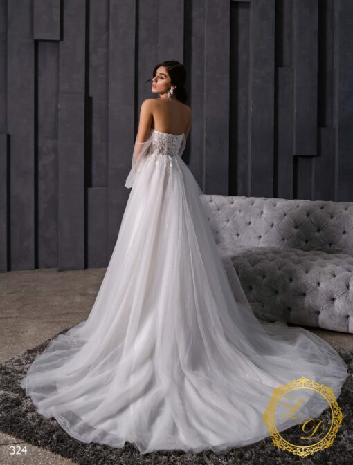Wedding Dress Lady Di 324-3