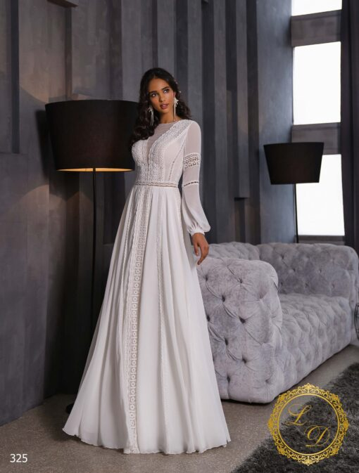 Wedding Dress Lady Di 325-1