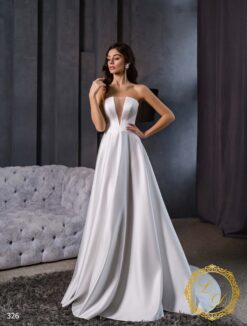 Wedding dress Lady Di 326-1
