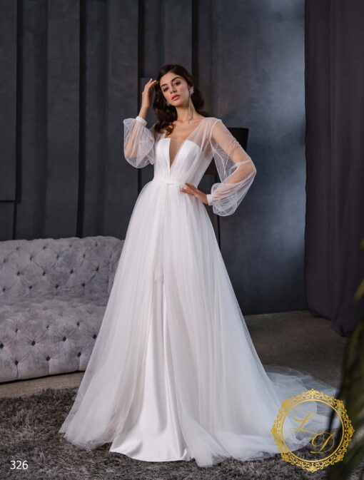 Wedding dress Lady Di 326-2