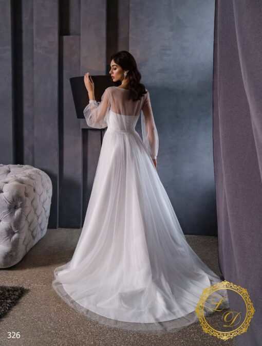 Wedding dress Lady Di 326-4