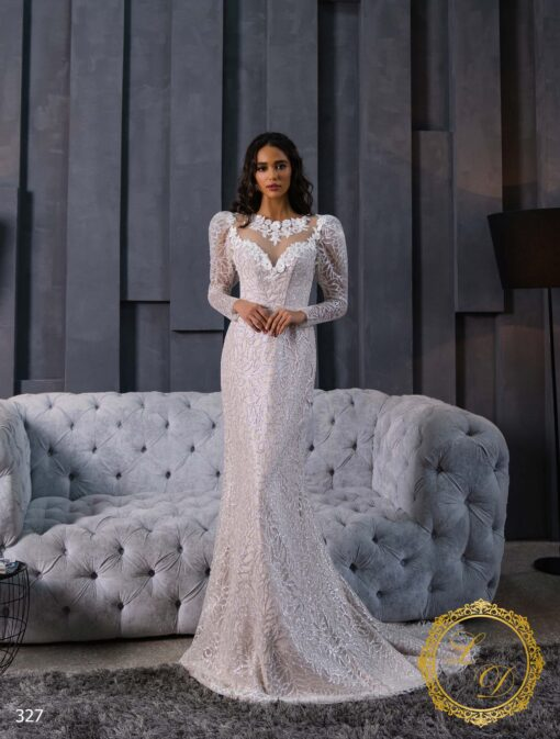 Wedding dress Lady Di 327-1