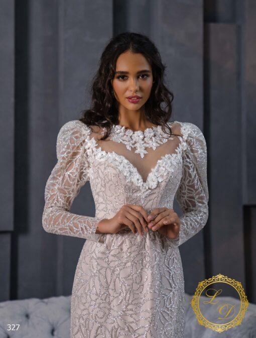 Wedding dress Lady Di 327-2