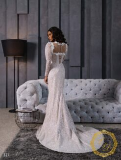Wedding dress Lady Di 327-3