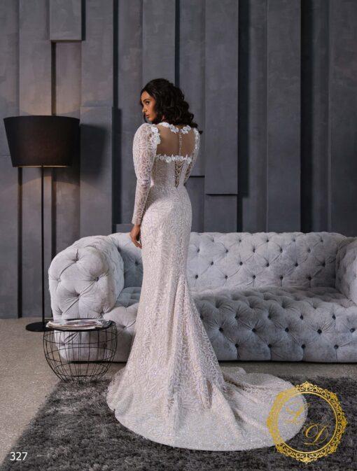 Wedding dress Lady Di 327-3
