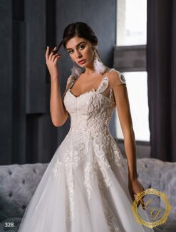 Wedding dress Lady Di 328-2