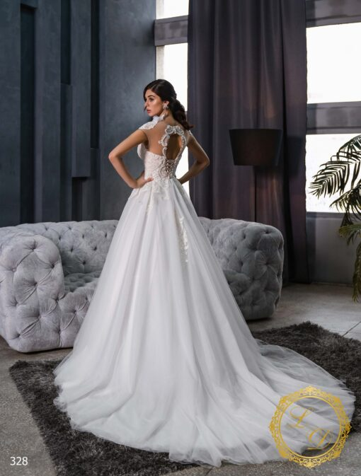 Wedding dress Lady Di 328-3