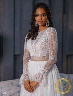 Wedding dress Lady Di 329-2