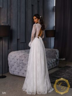 Wedding dress Lady Di 329-3