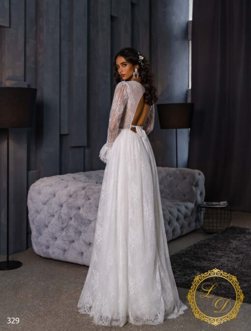 Wedding dress Lady Di 329-3