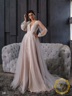 Wedding dress Lady Di 330-1