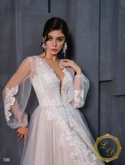Wedding dress Lady Di 330-2