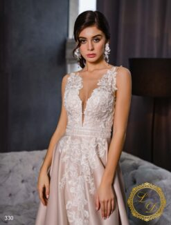 Wedding dress Lady Di 330-4