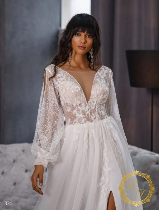 Wedding dress Lady Di 331-2