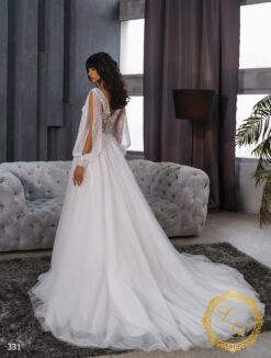 Wedding dress Lady Di 331-3