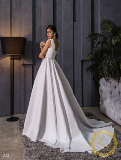 Wedding dress Lady Di 332-3